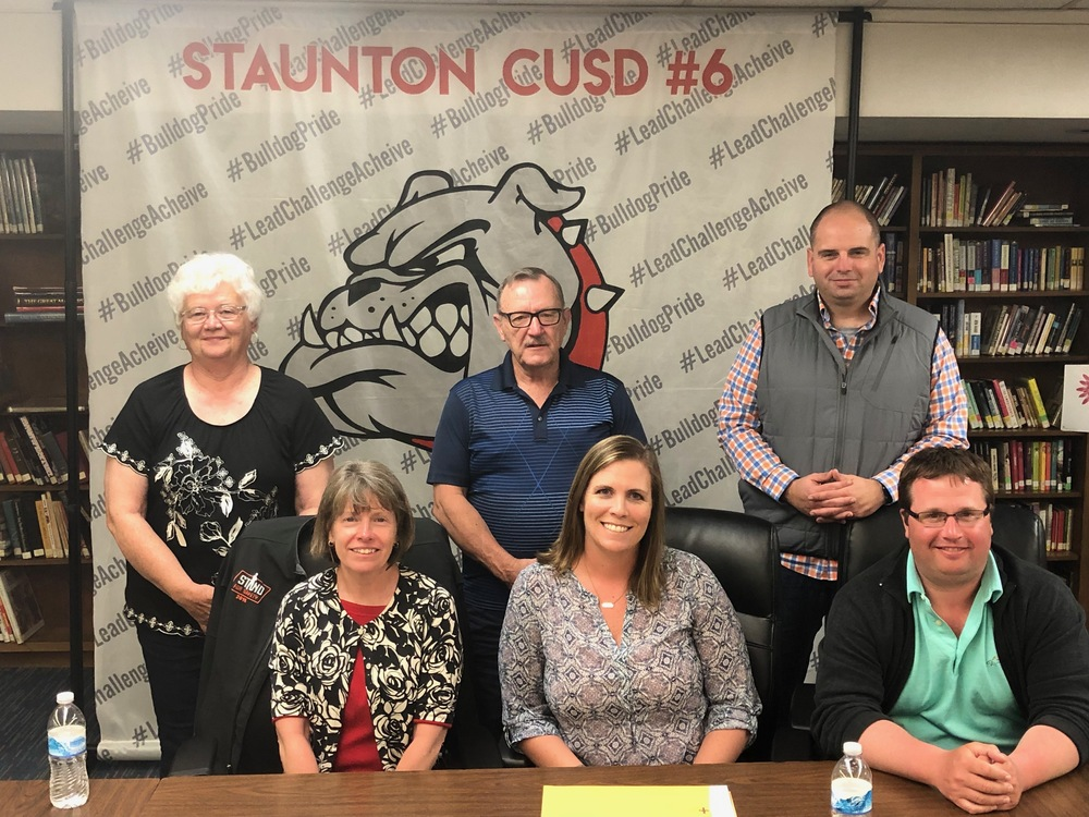 Board Seats New Member, Elects Officers During Organizational Meeting