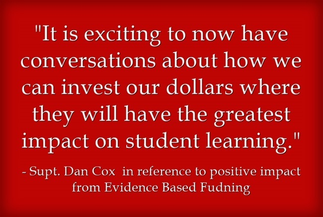 Evidence Based Funding Makes Immediate Impact on Staunton Schools
