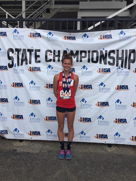 Lydia Roller State Finalist